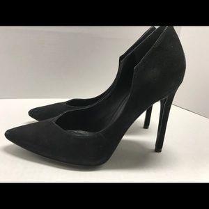 Kendall and Kylie Suede Women's Pump Heels